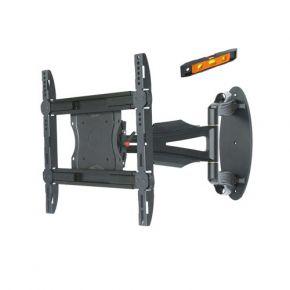 """32-50"""" Inch Full Movement Tilt Swivel Plasma LCD LED TV Wall Mount Bracket Single Stud BPLB156M"""