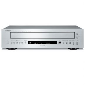 Yamaha CD-C600S 5 Disc CD Player Silver
