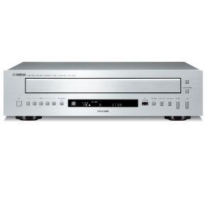 Yamaha CD-C600S 5 Disc CD Player Silver