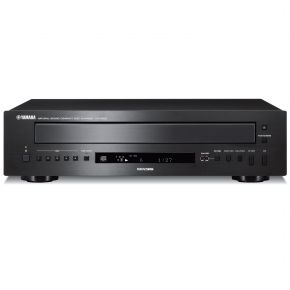 Yamaha CD-C600 5 Disc CD Player Black CDC600B