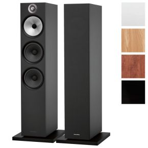 Bowers & Wilkins 603 S2 Anniversary Edition 3-Way Floor Standing Speaker Pair