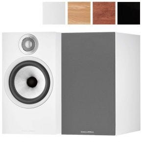 Bowers & Wilkins 606 S2 Anniversary Edition 2-Way Bookshelf Speaker Pair