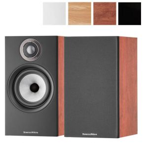 Bowers & Wilkins 607 S2 Anniversary Edition 2-Way Bookshelf Speaker Pair