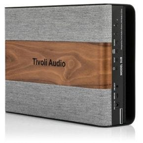 Tivoli Model Sub WIFI Subwoofer Walnut ARTSUBWAL