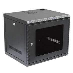 8U 19 Inch Wall Mount Rack Cabinet for Networking and Comms 450mm WC8U