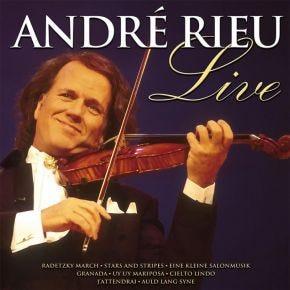 André Rieu - Live 180g Remastered LP Gold Vinyl