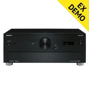 EX DEMO 1 Only! Onkyo A9000R Audiophile Stereo Integrated Amplifier Black