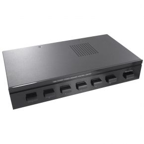 6 Way 150W Channel Stereo Speaker Selector Switch Box A1043