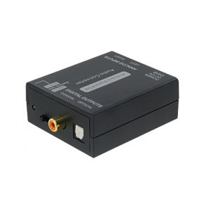Analogue Stereo RCA To Digital Audio Converter ADC A1262