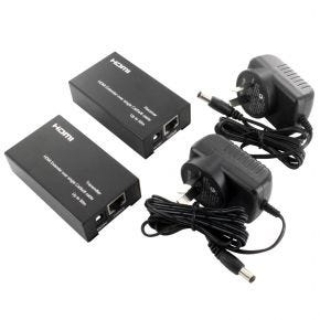 HDMI to CAT5e / CAT6 Balun Extender & Receiver System A3216A