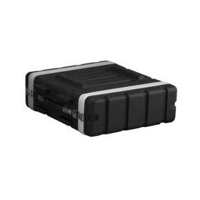 3U 3RU 19 Inch Rack Pro Audio Equipment Road Case ABS001A3U
