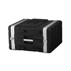 6U 6RU 19 Inch Rack Pro Audio Equipment Road Case ABS0036U