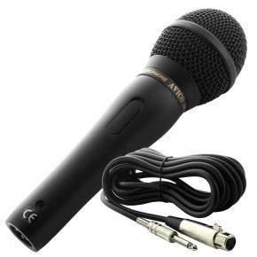 Avico Karaoke Microphone Unidirectional Cardioid Dynamic UDM2000