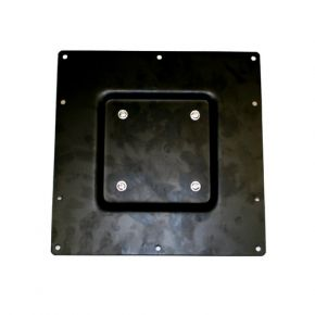 LCD LED Flat Screen Monitor TV Mounting VESA Adaptor Plate Black ADAPTOR2BK