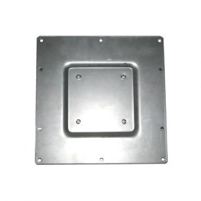 LCD LED Flat Screen Monitor TV Mounting VESA Adaptor Plate Silver ADAPTOR2SV