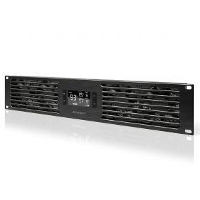 AC Infinity Cloudplate T7-N 2U Rack Cooler Front Intake
