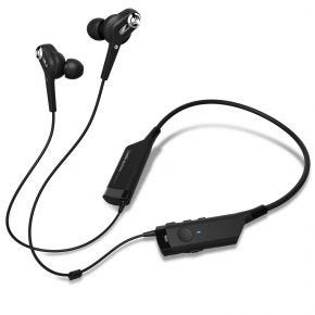 Audio-Technica ATH-ANC40BT Noise Cancelling Bluetooth In-Ear Headphones