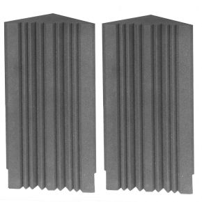 2x Selby ART DunlopSound Treatment Foam Bass Traps ARTBASS2