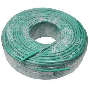 100m Green CAT6 Cable RCM Certified SFTP Telecom Network Data Ethernet LAN ASPL9850G100m
