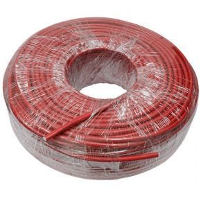 100m Red CAT6 Cable RCM Certified SFTP Telecom Network Data Ethernet LAN ASPL9850R100m