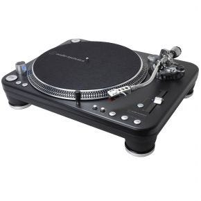 Audio-Technica AT-LP1240-USBXP DJ Direct Drive Turntable