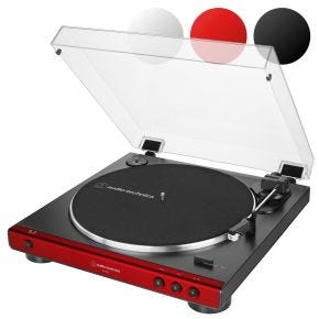 Audio-Technica AT-LP60X Automatic Belt Drive Turntable
