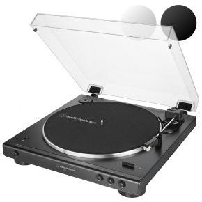 Audio-Technica AT-LP60XBT Bluetooth Belt Drive Turntable