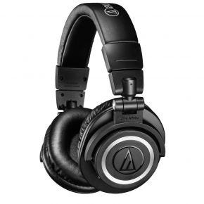 Audio-Technica ATH-M50xBT Wireless Over-Ear Studio Headphones