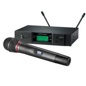 Audio-Technica ATW-3141bD UHF Wireless Handheld Dynamic Microphone System