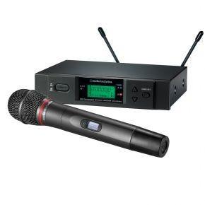 Audio-Technica ATW-3141bD UHF Wireless Handheld Dynamic Microphone System