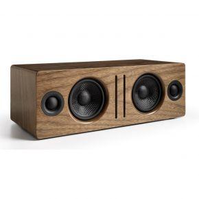 Audioengine B2 Active Wireless Bluetooth Speaker Walnut