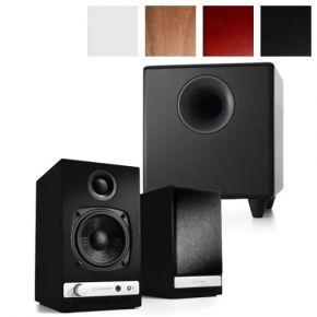 Audioengine HD3 + S8 Powered 2.1 Speaker System
