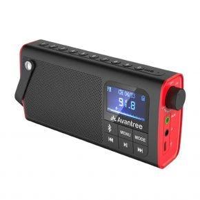 Avantree SP850 Bluetooth Portable FM Radio