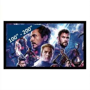 Encore 16:9 CineAcoustiq 4K Fixed Screen