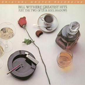 Bill Withers - Bill Withers Greatest Hits MoFi LP 180g Numbered