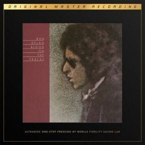 Bob Dylan - Blood on the Tracks MoFi 180g 45RPM 2LP Box Set