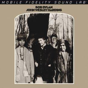 Bob Dylan - John Wesley Harding STEREO MoFi 2LP 180g 45RPM Numbered