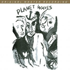 Bob Dylan - Planet Waves MoFi 180g LP Limited Numbered