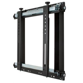 "B-Tech Professional Wall Mount Bracket Black for up to 50"" LCD LED Plasma TV BT8311B"