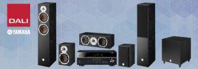 Dali Spektor 5.1  + Yamaha RX-V485