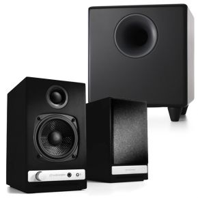 Audioengine HD3 + S8 Powered 2.1 Speaker System