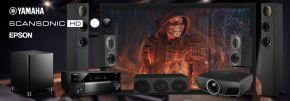 Scansonic HD M-Series + Yamaha + Epson EH-TW9400
