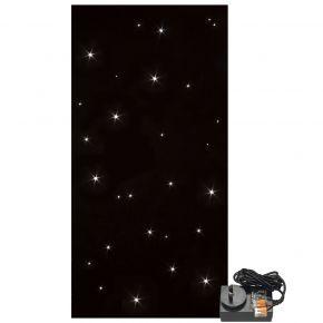 Star Ceiling Modular Starry Sky Acoustic Panel 120cm x 60cm + Power Supply