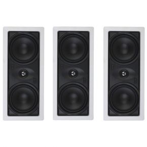 Selby Poly Cone In-Wall LCR Speakers XQ6214.x3