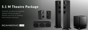 Scansonic HD M Series Home Theatre Package