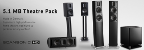 Scansonic HD MB B Series Home Theatre Pack