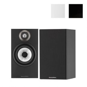 B&W 607 2-Way Bookshelf Speaker Pair