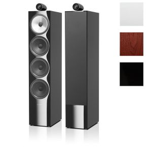 B&W 702 3-Way Floor Standing Speaker Pair