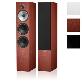 B&W 703 S2 3-Way Floor Standing Speaker Pair