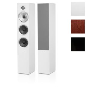B&W 704 S2 3-Way Floor Standing Speaker Pair